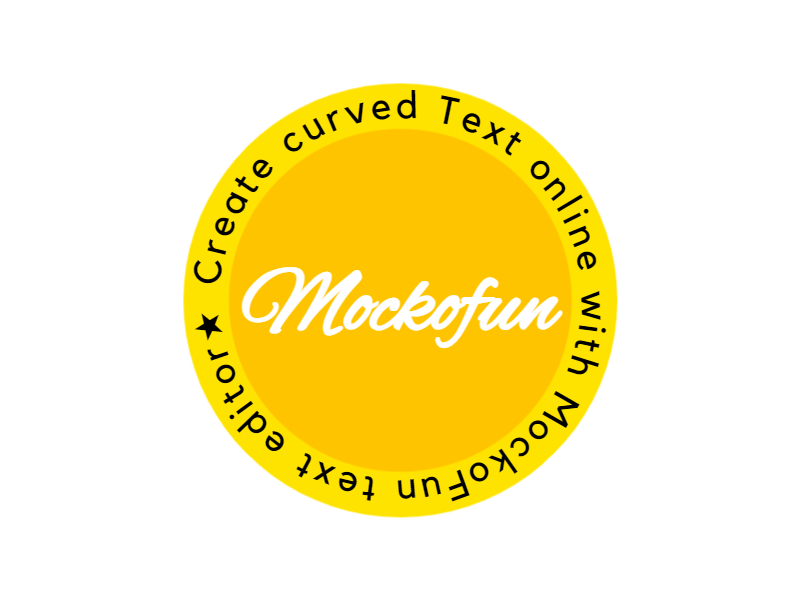 CurvedTextアプリ